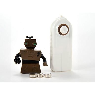 YQ® YQ88191B-4 기계 인간 적외선 워킹 장난감 피규어 & 플레이 세트