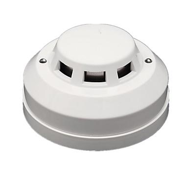 fotoelektromos füstérzékelő tűz vezetékes riasztó érzékelő kimenet NO / NC DC12V érzékenység állítható otthoni biztonsági