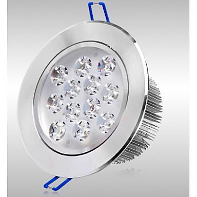 매립 조명 1200 lm 따뜻한 화이트 / 내추럴 화이트 고성능 LED AC 220-240 V 1개
