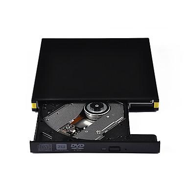 USB 3.0 hordozható külső meghajtó DVD-ROM / DVD-R / DVD-RW / DVD + R / DVD + RW / DVD + ram / cd-rom