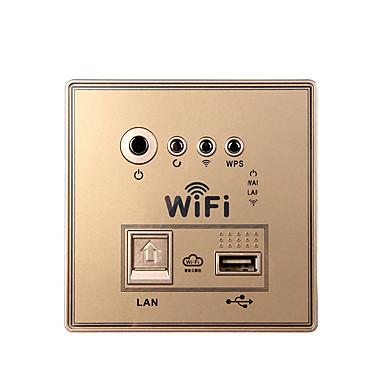 intelligens beágyazott fal 150Mbps vezeték nélküli router otthoni használatra