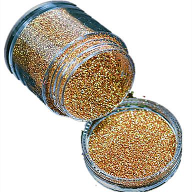 1 Köröm ékszer Glitter & Poudre Púder Egyéb dekorációk Glitters Klasszikus Glitter & Sparkle Jó minőség Napi