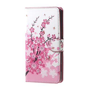 Capinha Para Huawei Y560 Huawei Capinha Huawei Porta-Cartão Carteira Com Suporte Capa Proteção Completa Árvore Rígida PU Leather para