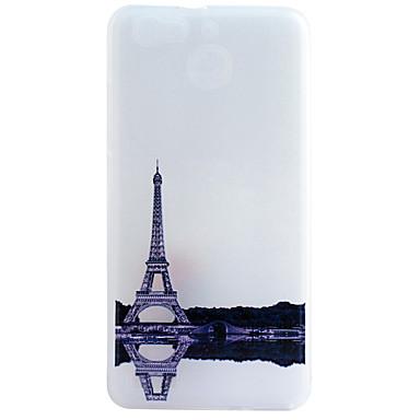 Case Kompatibilitás Huawei P9 Huawei P9 Lite Huawei P8 Huawei Huawei P8 Lite P9 Lite P9 P8 Lite P8 Huawei tok IMD Fekete tok Eiffel torony