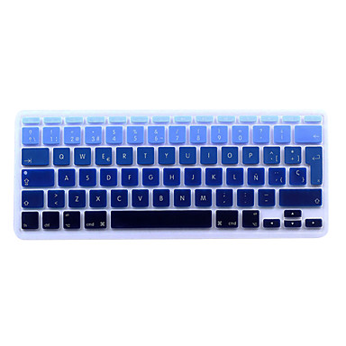 SoliconeKeyboard Cover For11.6'' / 13.3'' / 15.4'' Macbook Pro Retina / MacBook Pro / Macbook Air Retina / MacBook Air