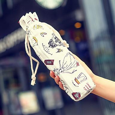 rajzfilm textil kulacs táska