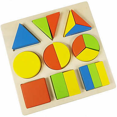 geometriai kognitív játék