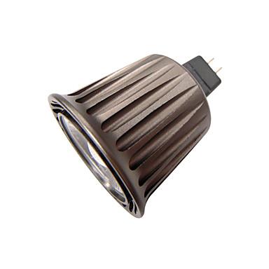 G53 LED szpotlámpák MR16 1 led Nagyteljesítményű LED Dekoratív Meleg fehér Hideg fehér 340lm 3000/6000K DC 12V