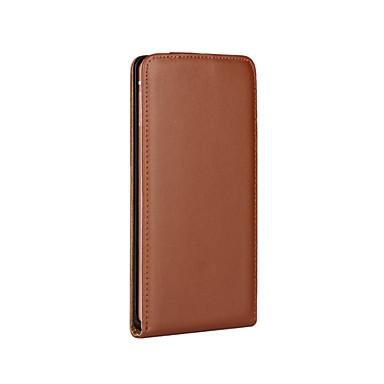 Maska Pentru Nokia Lumia 520 Nokia Carcasă Nokia Întoarce Carcasă Telefon Culoare solidă Greu PU piele pentru