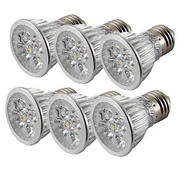 YouOKLight 4 W 300-350 lm E26/E27 LED szpotlámpák MR16 4 led Nagyteljesítményű LED Dekoratív Meleg fehér Hideg fehér AC 85-265V