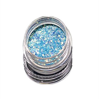 Biżuteria na paznokcie / Brokat & Puder-ŚlubInny-2.6*2.6cm-1 bottle
