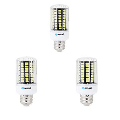 3 szt. E14 / e27 / b22 doprowadziły światła kukurydziane 136 smd 5733 8w 750-800 lm ciepły biały / chłodny biały ac 220-240 v
