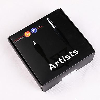 새로운 타입의 250 만 문신 클립 코드 블랙 전원 케이블 높은 품질의 문신 공급