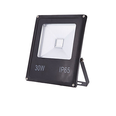 1db 30 W LED projektorok Vízálló / Dekoratív Meleg fehér / Hideg fehér 85-265 V Kültéri világítás / Udvar / Kert