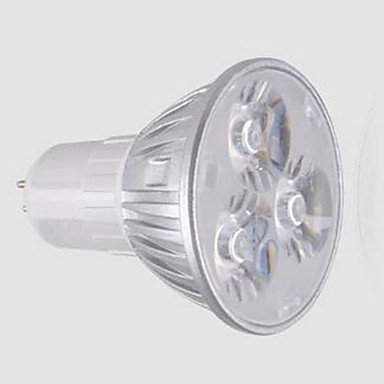 gu5.3 (mr16) led spotlámpa mr16 3 smd 250lm hideg fehér 6500k dekoratív ac 220-240v