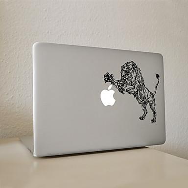 1 szt. Naklejka na obudowę na Odporne na zadrapania Zabawa z logiem Apple PVC MacBook Pro 15'' with Retina MacBook Pro 15'' MacBook Pro