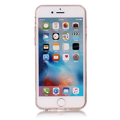 Transparente 6s Plus 6 per iPhone 6 6s Dente disegno Apple di retro leone iPhone Ultra iPhone Plus Plus Per sottile 6 Per 05215012 Fantasia Custodia Morbido TPU iPhone iPhone Iwz1nq1F