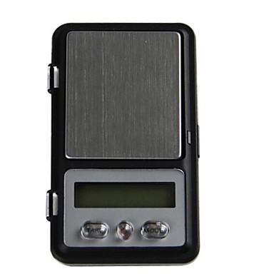 elektronikus ékszer mérleg (mérési tartomány: 200 g / 0,01 g)