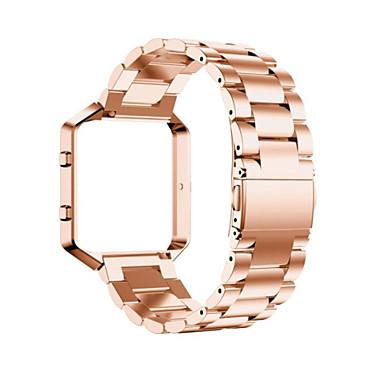 시계 밴드 용 Fitbit Blaze 핏빗 클래식 버클 메탈 / 스테인레스 스틸 손목 스트랩