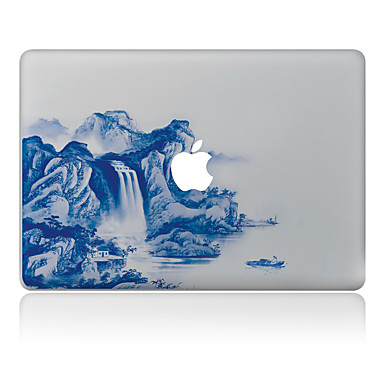 1 szt. Naklejka na obudowę na Odporne na zadrapania Rysunek PVC MacBook Pro 15'' with Retina MacBook Pro 15'' MacBook Pro 13'' with