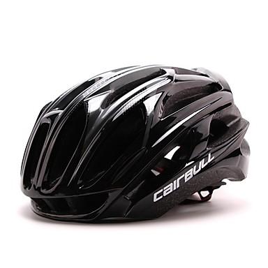 kerékpáros sisak CE EN 1077 CE Kerékpározás 24 Szellőzőnyílás Állítható Ultra könnyű (UL) Sportok PC EPS Kerékpározás / Kerékpár