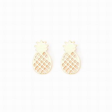 여성 스터드 귀걸이 패션 합금 보석류 보석류 제품 일상 캐쥬얼