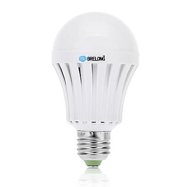 7 E26/E27 LED gömbbúrás izzók A60(A19) 14 SMD 5730 600 lm Hideg fehér Újratölthető / Dekoratív AC 85-265 V 1 db.