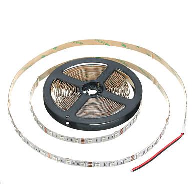 1m는 60LED 휴일 장식 램프 축제 크리스마스 야외 조명 유연한 자동차 빛 스트립을 주도 문자열 조명을 주도