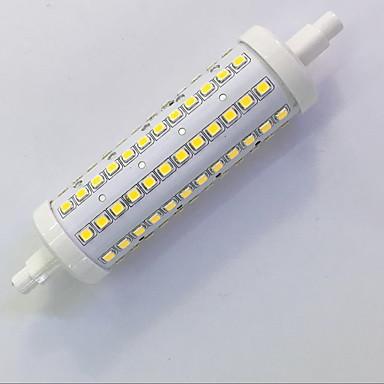 680 -800lm R7S LED 콘 조명 T 108LED LED 비즈 SMD 2835 장식 따뜻한 화이트 / 차가운 화이트 85-265V