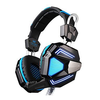 중립 제품 G5200 해드폰 (헤드밴드)For미디어 플레이어/태블릿 / 모바일폰 / 컴퓨터With마이크 포함 / DJ / 볼륨 조절 / 게임 / 스포츠 / 소음제거 / Hi-Fi / 모니터링(감시)