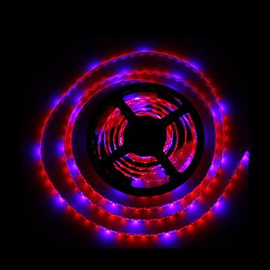 1szt 72 W 1300 lm Rosnąca żarówka 300 Koraliki LED SMD 5050 Pełne spektrum / Wodoodporne / Dekoracyjna Czerwony / Niebieski 12 V / RoHs