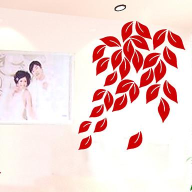 Karácsony / Romantika / Fantasy Falimatrica 3D-s falmatricák Dekoratív falmatricák / Hűtőmágnesek / Esküvő-matricák,pvc Anyag