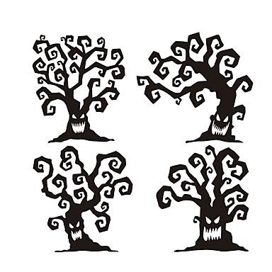 Dekoracyjne naklejki ścienne - Naklejki ścienne lotnicze Wzory roślinne Święto Living Room Sypialnia Łazienka Kuchnia Jadalnia Gabinet /