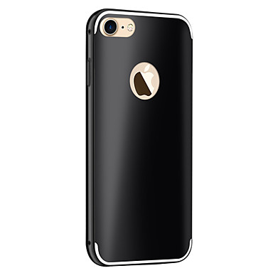 Per iPhone Per iPhone 6 Resistente A Custodia 5 iPhone iPhone 7 Plus 05271954 7 retro specchio Metallo Placcato iPhone Armatura per Apple Custodia 7Xx4qUU