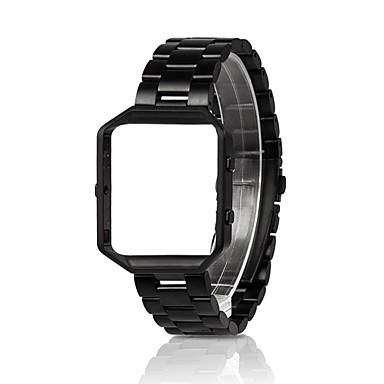 Ремешок для часов для Fitbit Blaze Fitbit Спортивный ремешок Нержавеющая сталь Повязка на запястье