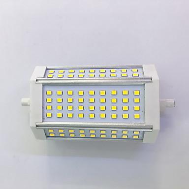 1200-1300 lm R7S Żarówki LED kukurydza T 72LED Diody lED SMD 2835 Dekoracyjna Ciepła biel Zimna biel AC 85-265V
