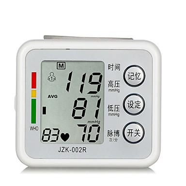 jzk jzk-002r csukló vérnyomásmérő készülék elektronikus hang vérnyomás mérő a kínai és angol