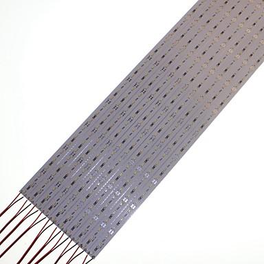 X 50cm 4014smd (10)는 6w 차가운 백색 6000-6500k 600-800lm 강성 주도 하드 스트립 조명 DC12V 주도