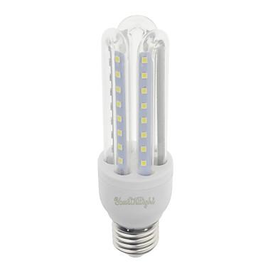 E26/E27 LED 콘 조명 T 48 LED가 SMD 2835 장식 따뜻한 화이트 차가운 화이트 750lm 3000/6000K AC 85-265V