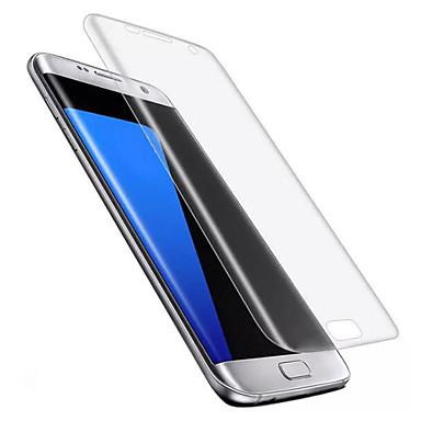 Screen Protector Samsung Galaxy na S7 edge TPU 1 szt. Folia ochronna ekranu Bardzo cienkie Przeciwwybuchowy Wysoka rozdzielczość (HD)