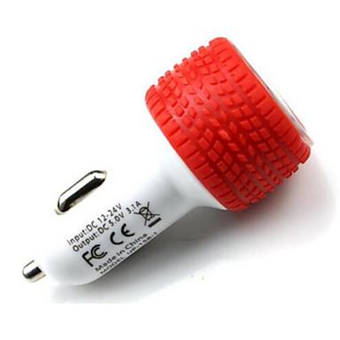 Multi portok Autós töltő Other 2 USB port Csak töltő Mert Mobil(5V , 2.1A)