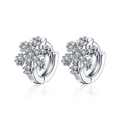Pentru femei Bijuterii De Bază Placat cu platină Altele Bijuterii Argintiu Nuntă Petrecere Zilnic Casual Costum de bijuterii