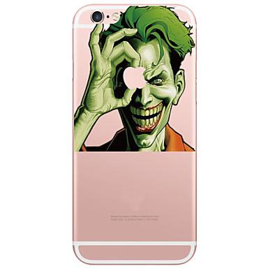 케이스 제품 Apple 아이폰5케이스 iPhone 6 iPhone 6 Plus 패턴 뒷면 커버 카툰 하드 PC 용 iPhone 6s Plus iPhone 6s iPhone 6 Plus iPhone 6 iPhone SE/5s iPhone 5
