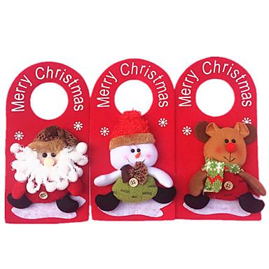 1 개 크리스마스 문 크리스마스 장식 크리스마스 크리스마스 장식을 추가 정지 (양식 임의)
