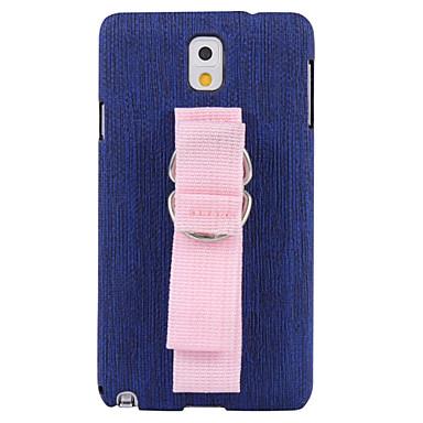 용 Other 케이스 뒷면 커버 케이스 단색 소프트 인조 가죽 Samsung Note 5 / Note 3 / Other