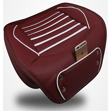economico Coprisedili e accessori sedili per auto-Cuscini per sedile auto Cuscini sedili Nero Beige Rosso Tipo for Universali