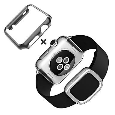 Nézd Band mert Apple Watch Series 3 / 2 / 1 Apple Modern csat Valódi bőr Csuklópánt
