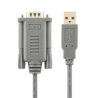 USB 2.0 USB 2.0 to RS232 1.5M (5 피트)