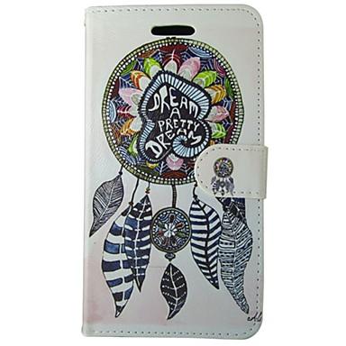 용 아이폰7케이스 / 아이폰6케이스 / 아이폰5케이스 지갑 / 카드 홀더 / 스탠드 / 플립 케이스 풀 바디 케이스 포수 드림 소프트 인조 가죽 Apple아이폰 7 플러스 / 아이폰 (7) / iPhone 6s Plus/6 Plus /