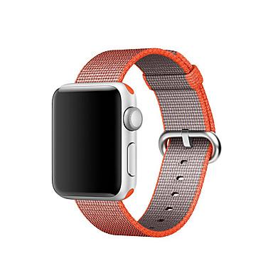 시계 밴드 Apple Watch Series 3 / 2 / 1 용 Apple 클래식 버클 나일론 손목 스트랩